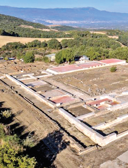 Philip II's palace at Aigai to open to the public
