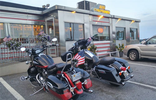 Route 30 Diner for Sale, May 2018.