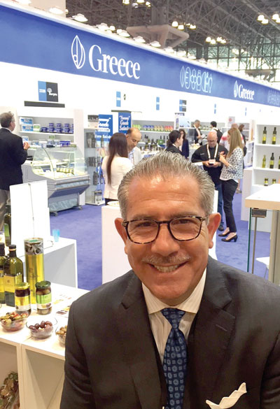 Phil Kafarakis, president of the Specialty Food Association - Summer Fancy Food Show 2018