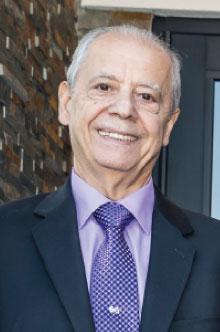 Steve Siderias, AHEPA award.