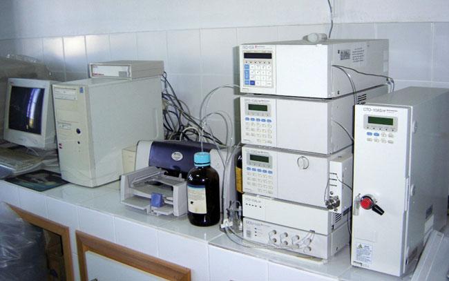 Μελισσοπαραγωγοί στην Χαλκιδική: Εργαστήριο ελέγχου.